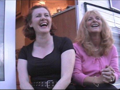 Bobbie and Pam